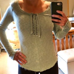 Free People stitch up thermal